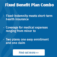 Fixed Benefit Plan Combo