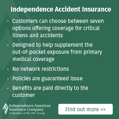 Independence Accident Insurance