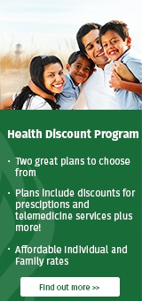 Health Discount Program